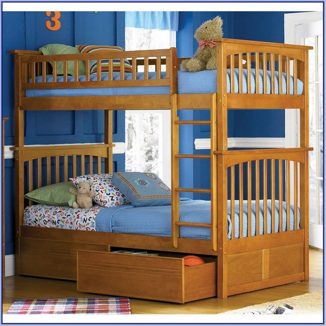 Toddler Beds With Storage Drawers
