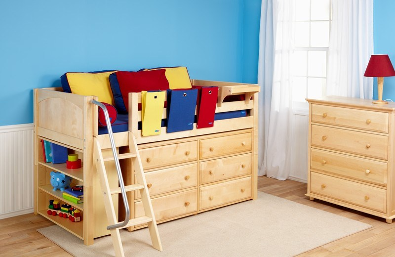 Toddler Beds With Storage