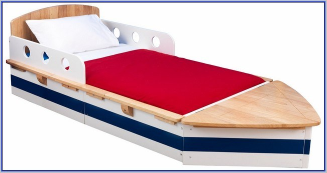 Toddler Boat Bed Kidkraft