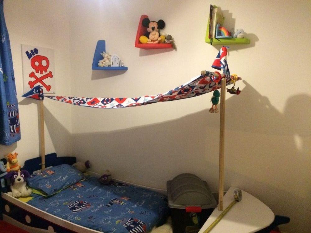 Toddler Boat Bed Next