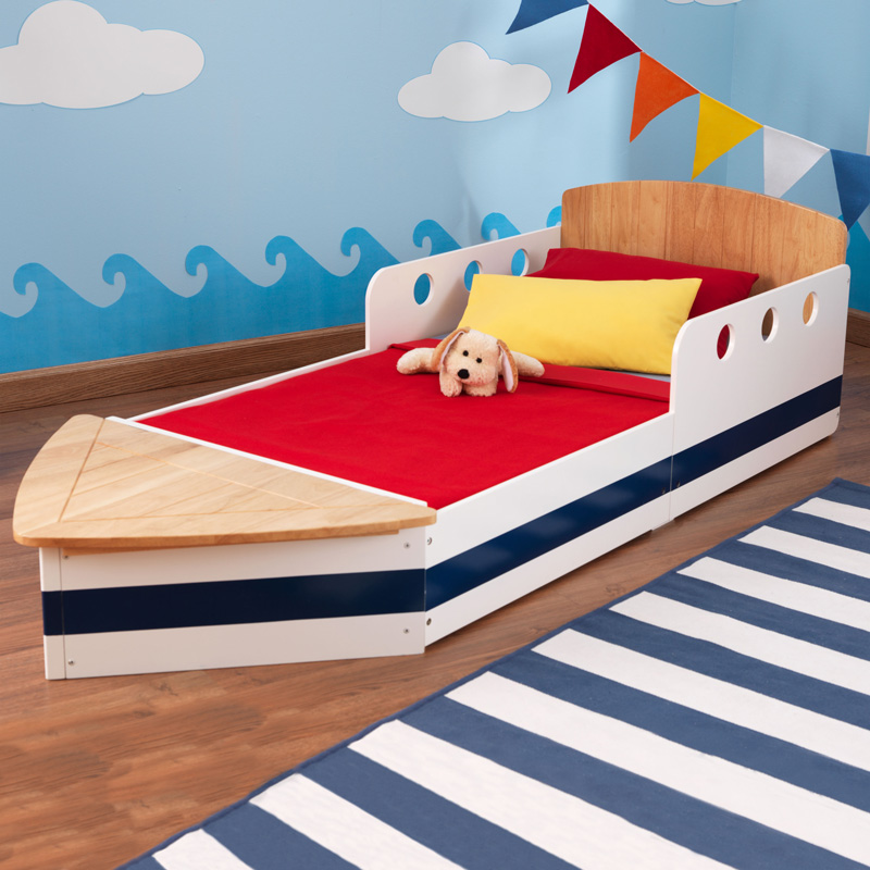 Toddler Boat Bed Uk
