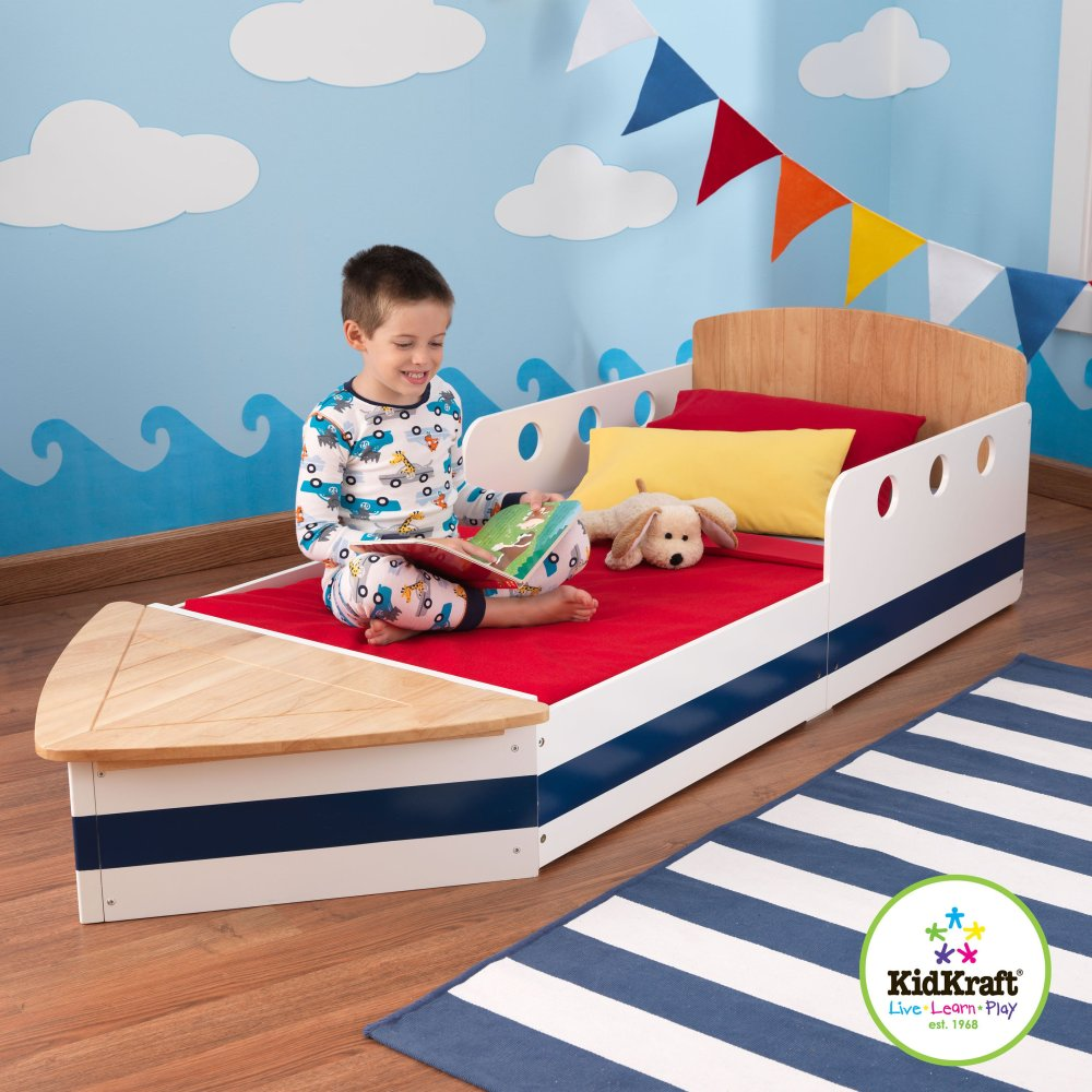 Toddler Boat Bed Walmart