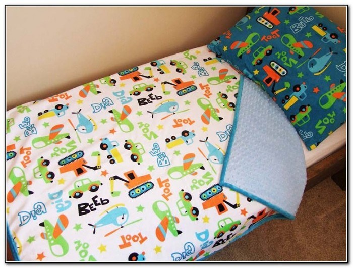 Toddler Boy Bedding Sets Trucks