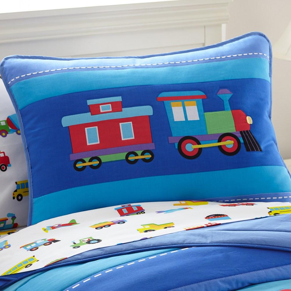 Toddler Boy Bedding Trucks