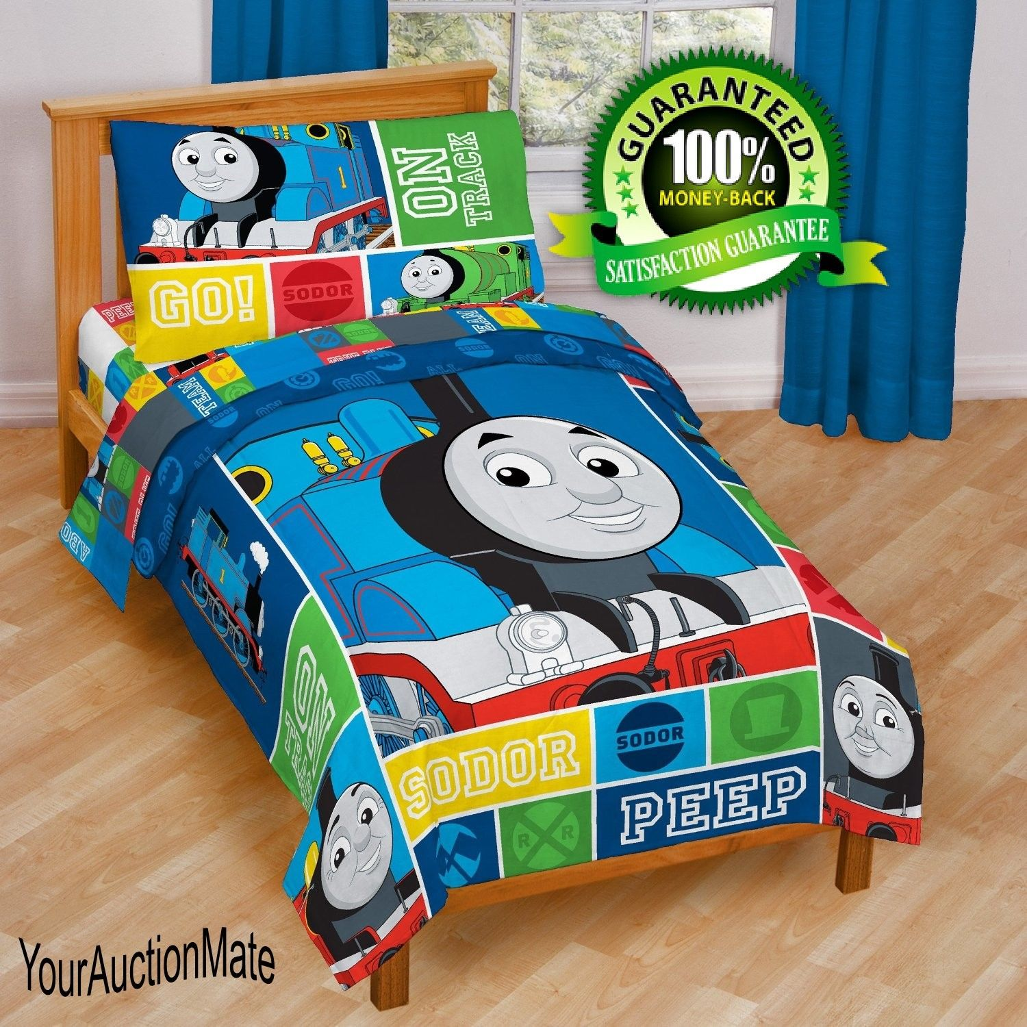 Toddler Boy Bedding Twin Size