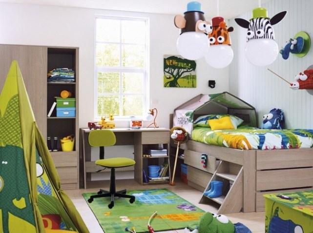 Toddler Boy Bedroom Decor