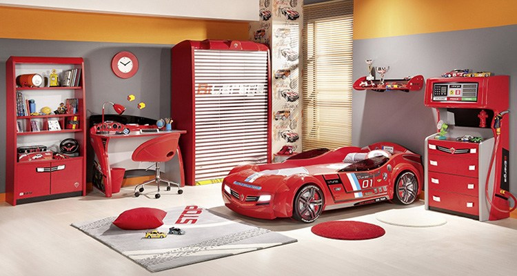 Toddler Boy Bedroom Furniture Sets