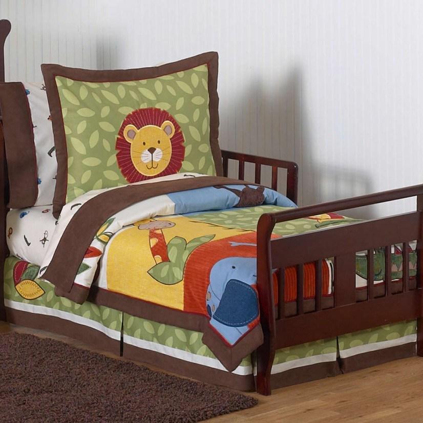 Toddler Boy Construction Bedding Sets