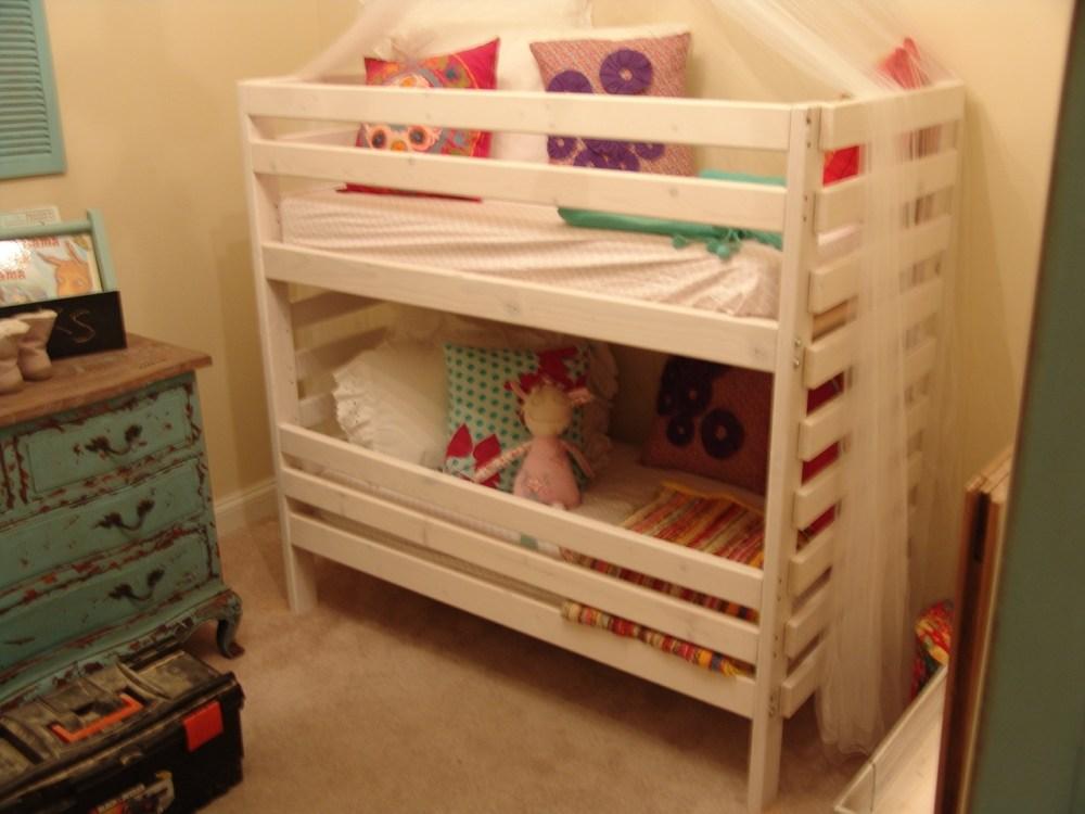 Toddler Bunk Bed Ideas