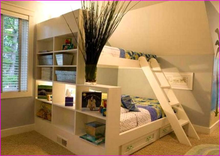 Toddler Bunk Beds With Storage