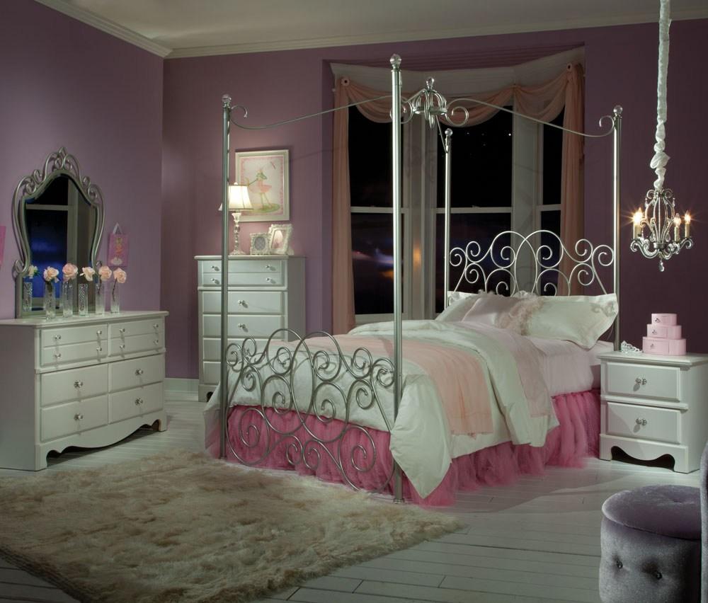 Toddler Canopy Bedroom Sets