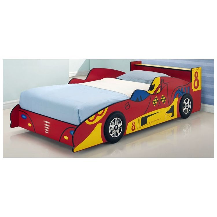 Toddler Car Bed Frame