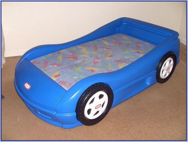 Toddler Car Bed Little Tikes