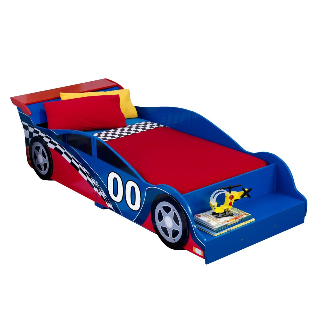 Toddler Car Bed Walmart