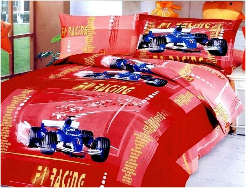 Toddler Car Bedding Sets