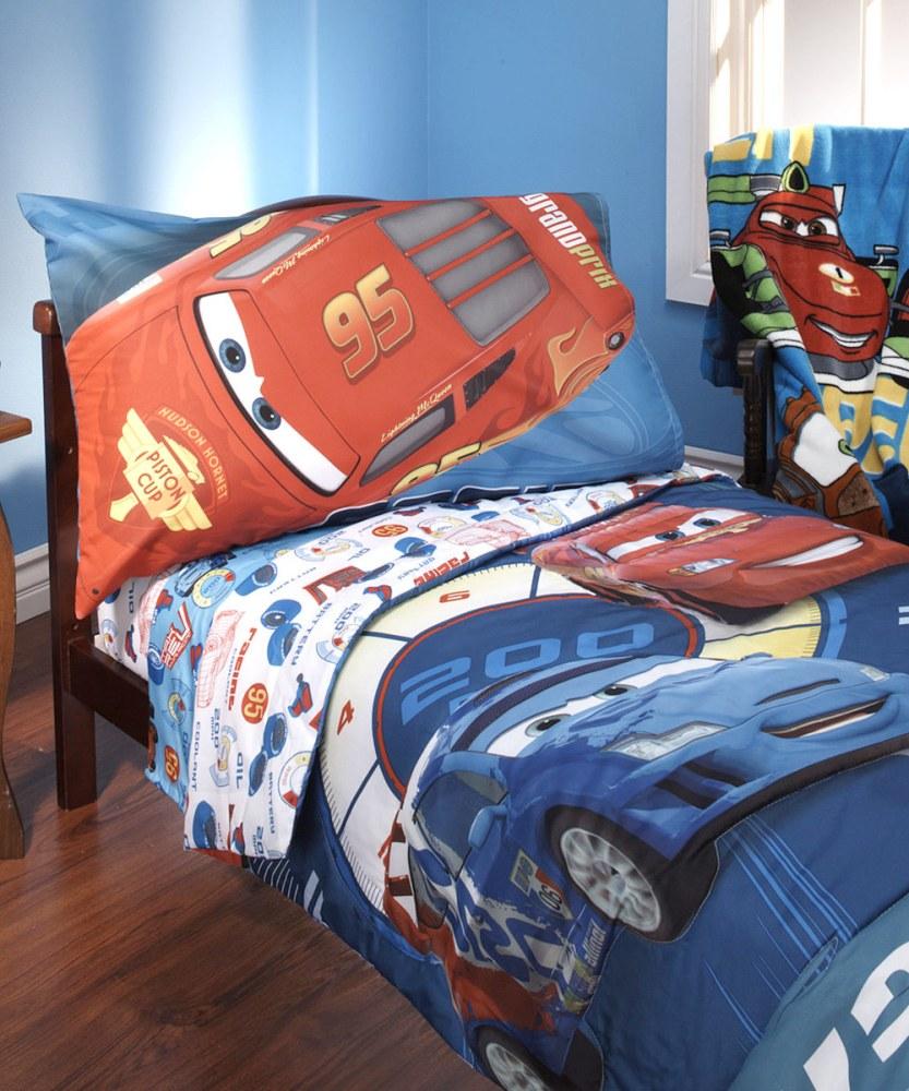 Toddler Cars Bedding Set