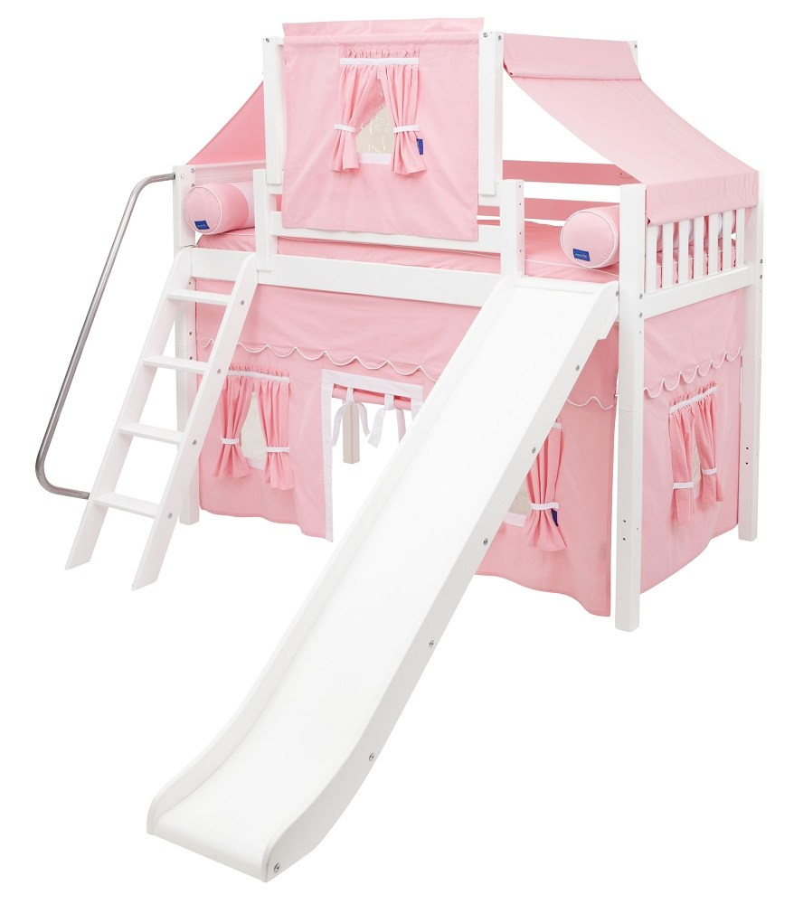 Toddler Castle Bed Plans