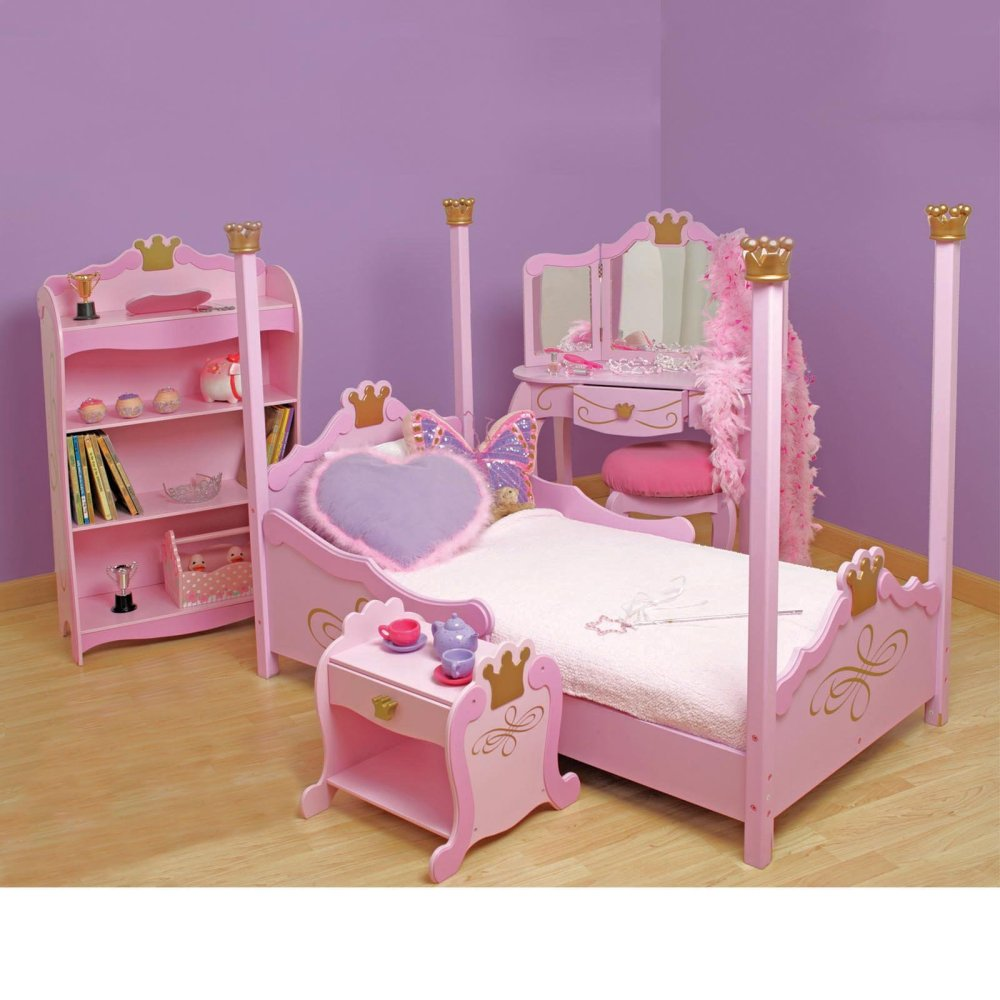 Toddler Castle Bed