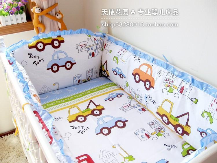 Toddler Character Bedding Set