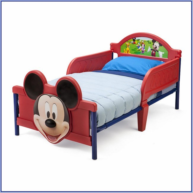 Toddler Character Beds Uk