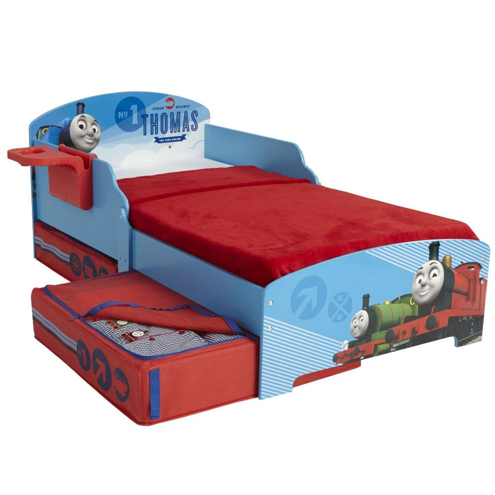 Toddler Character Beds