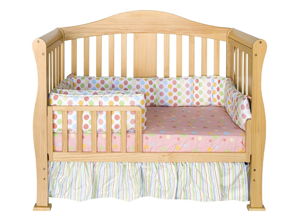 Toddler Convertible Bed
