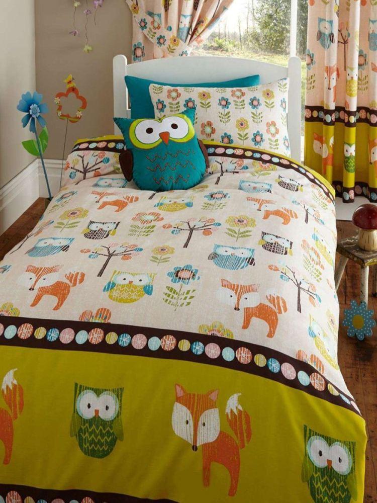Toddler Cot Bed Duvet Cover
