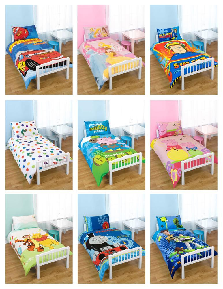 Toddler Cot Bed Pillow
