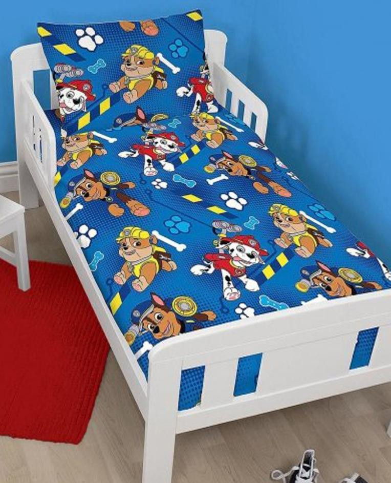 Toddler Cot Bed Quilt