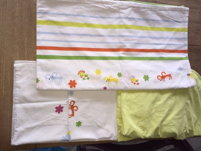 Toddler Cot Bed Sheets