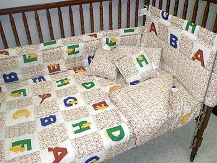Toddler Crib Size Bedding