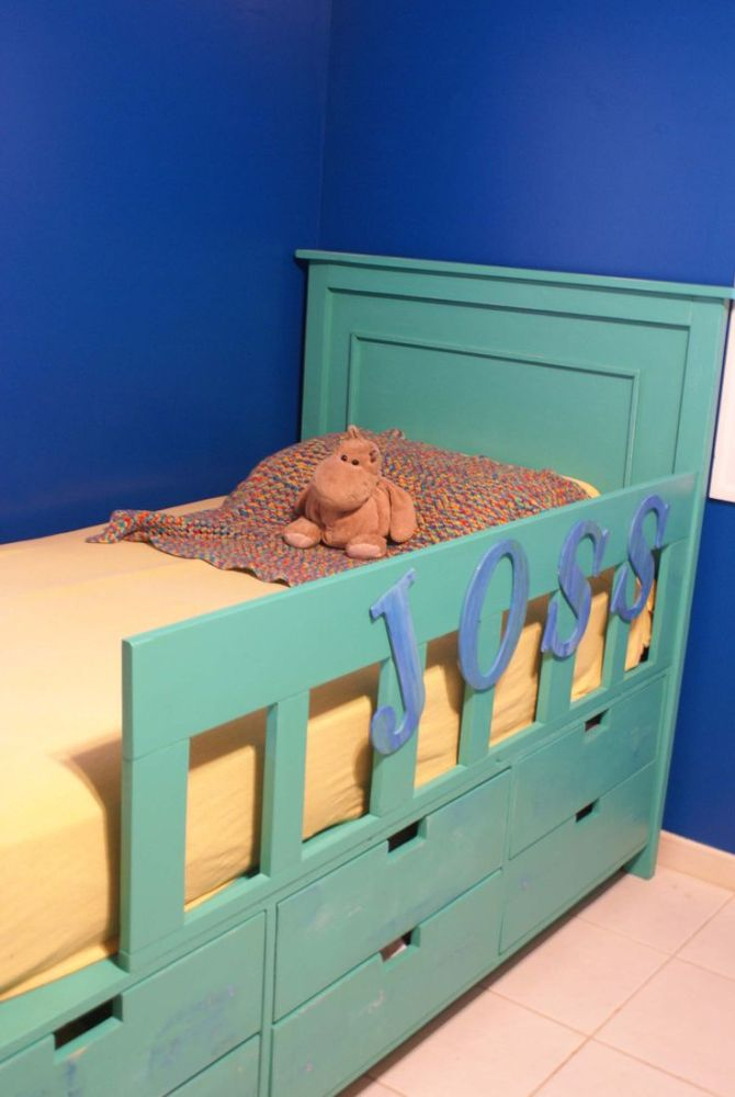 Toddler Day Bed Rails