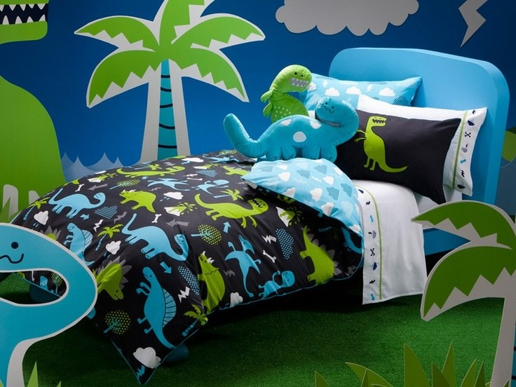 Toddler Dinosaur Bedding