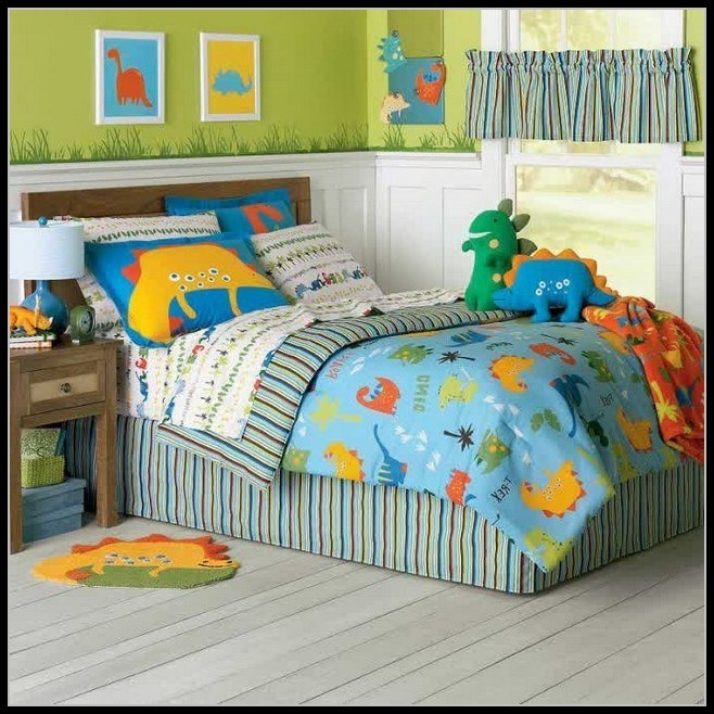 Toddler Dinosaur Bedroom