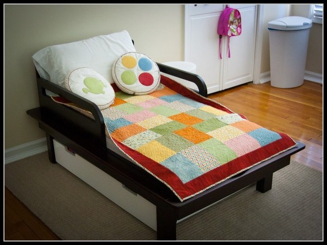 Toddler Floor Bed Mattress