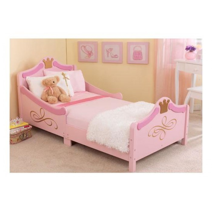 Toddler Floor Bed Plans