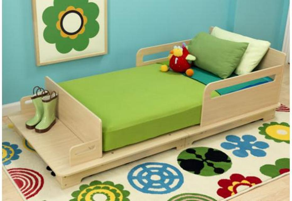 Toddler Floor Bed