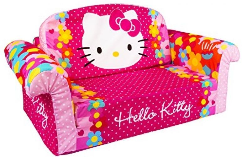 Toddler Foam Chair Bed