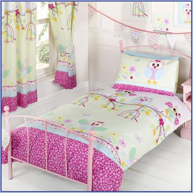 Toddler Girl Bedding Full