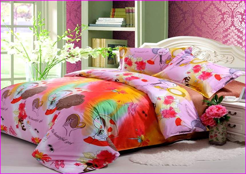 Toddler Girl Bedding Sets