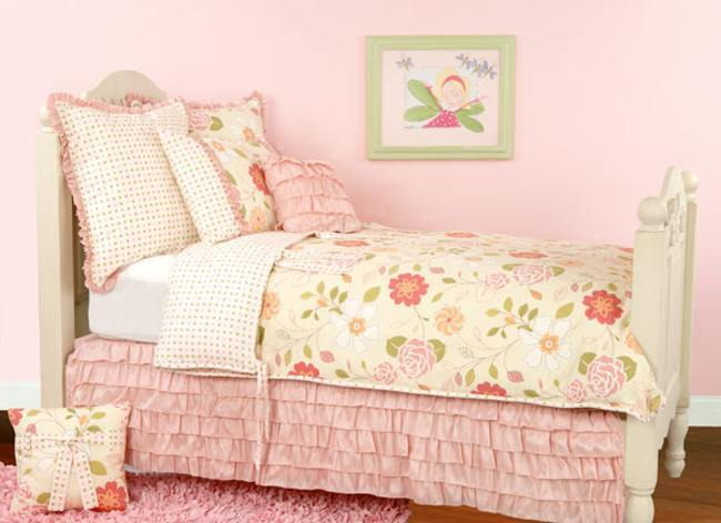 Toddler Girl Bedding