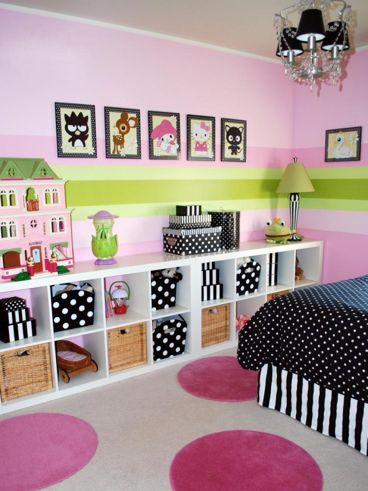 Toddler Girl Bedroom Decor