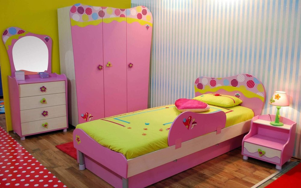 Toddler Girl Bedroom Paint Ideas