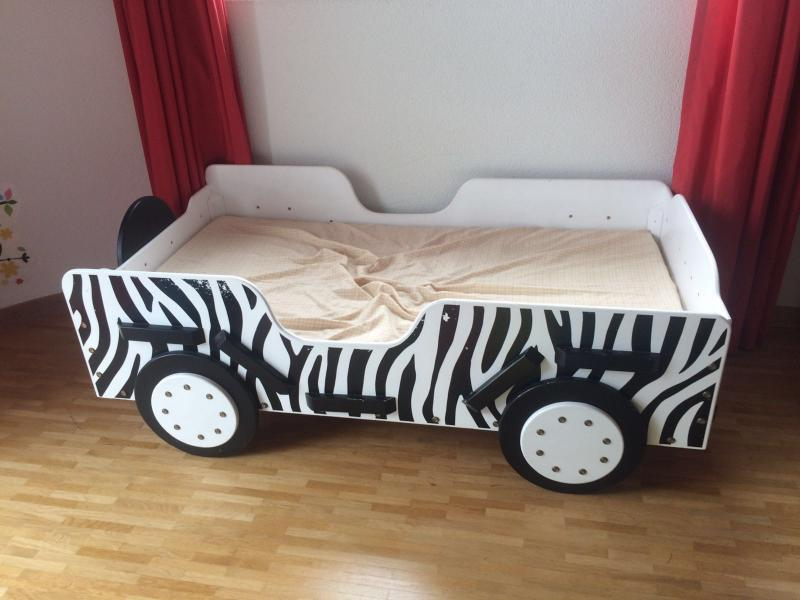 Toddler Jeep Bed For Sale