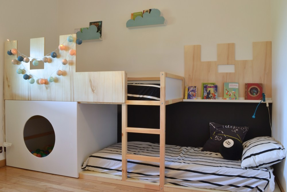 Toddler Loft Bed Ikea