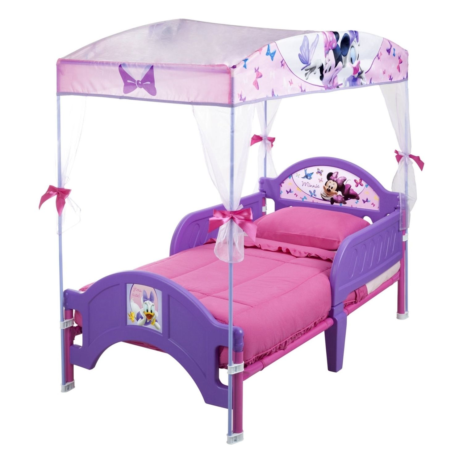 Toddler Minnie Mouse Bedroom Set