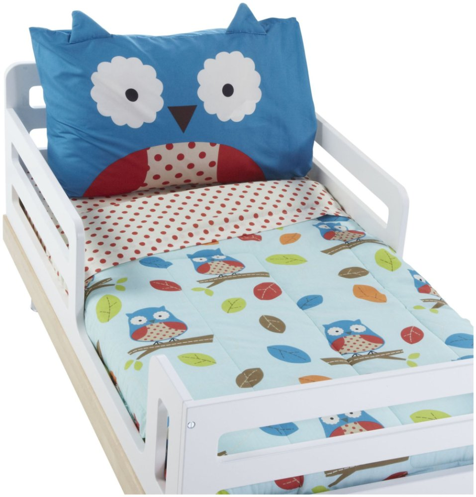 Toddler Owl Bedding