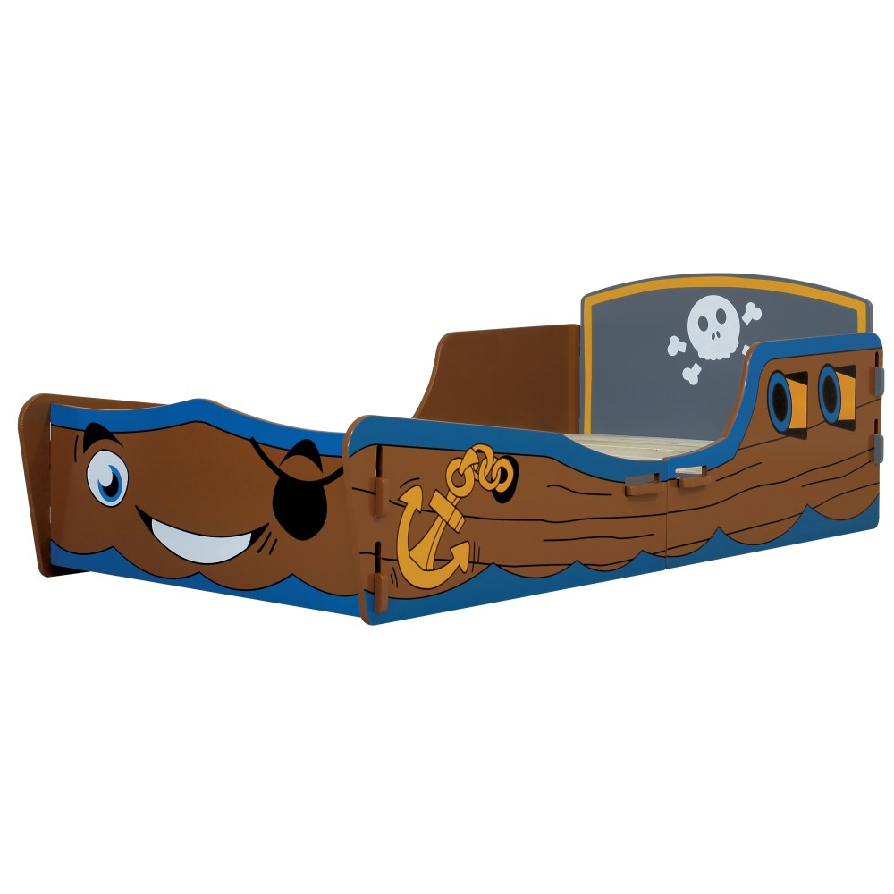 Toddler Pirate Bed Uk