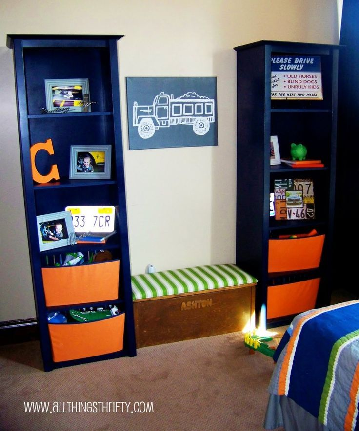 Toddler Pirate Bedroom Ideas