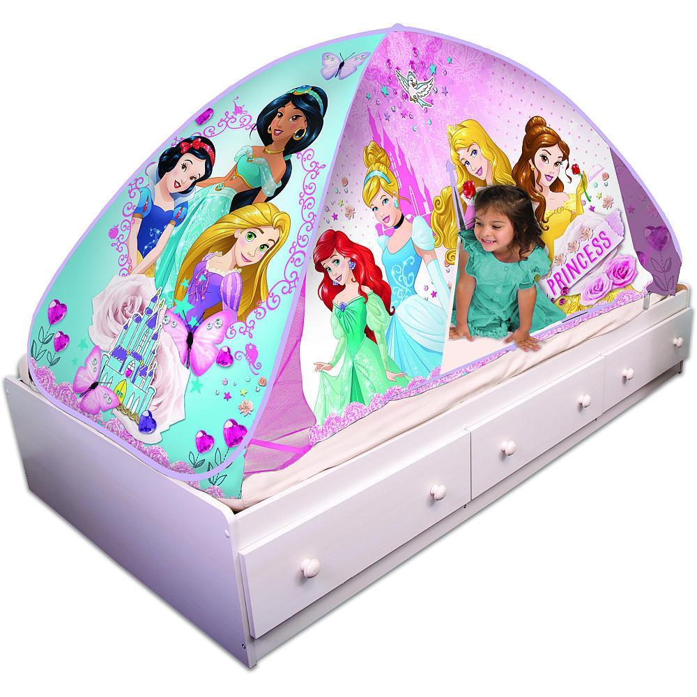 Toddler Princess Bed Tent